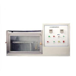 YG (B) 815D-II type (horizontal method) Flame retardant performance tester