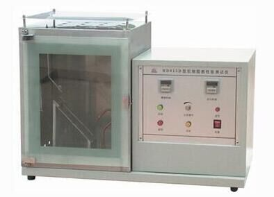 YG (B) 815D-IV type (small 45 ° method) Flame retardant performance tester