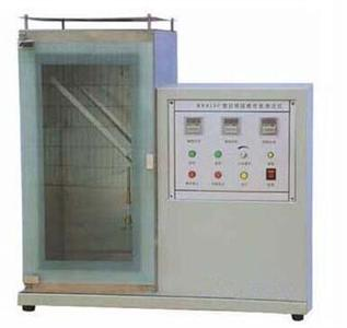 YG (B) 815D-III (Large 45 ° method) Flame retardant performance tester